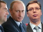 РУСИЈА ЈАСНА: Путин и Медведев траже референдум о ЕУ!