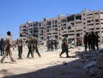 КРВАВИ РАТ ЗА АЛЕП: Ликвидирано више од 20 вођа терориста