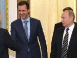 """""""ИНДИПЕНДЕНТ"""": Запад неће ратовати са Асадом, као што је Милошевићем"""
