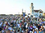 """""""НА ПЕТРОВАЧКОЈ ЦЕСТИ"""": Хиљаде људи на централноj манифестациjи у Бусиjама"""