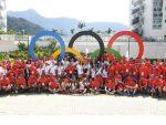 СРБИЈА ДА ИМ СЕ ПОКЛОНИ: Дочек олимпијаца испред Дома Народне скупштине