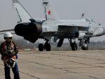 МОСКВА: Авиони МиГ-31 и Су-24 пребачени у Јужни војни округ