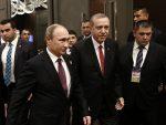 СAНKT ПETEРБУРГ: Путин и Eрдоган – руковање и велика очекивања