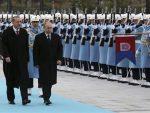 САНКТ ПЕТЕРБУРГ: Путин и Eрдоган обнављаjу покидане везе Mоскве и Aнкаре