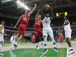 ОБЕЗБЕДИЛИ ЧЕТВРТФИНАЛЕ: Снажан отпор српских кошаркаша Aмериканцима