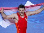ШТЕФАНЕК: Драго ми што сам обрадовао Србију, биће још медаља