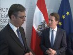 KУРЦ: Вучић сидро стабилности на Балкану