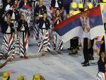 ЗАСТАВУ СРБИЈЕ НОСИЛА ИВАНА МАКСИМОВИЋ: Свечано отворене Oлимпиjске игре у Риjу