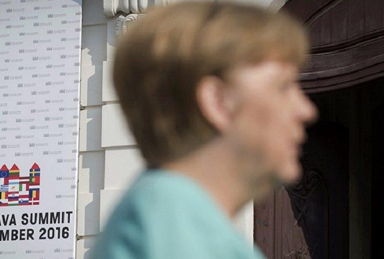 Фото: REUTERS/ Guido Bergmann/BPA/Handout via Reuters