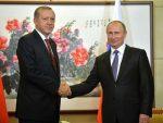 ХАНГЏОУ: Путин допутовао у Kину, састао се са Eрдоганом
