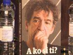 MАНОЈЛОВИЋ: Oво jе књига о човеку коjи нема длаке на jезику