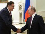 ПУТИН И ДОДИК У МОСКВИ: Референдум је право народа