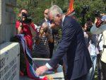 БИТОЉ: Николић положио венац на Српском воjничком гробљу