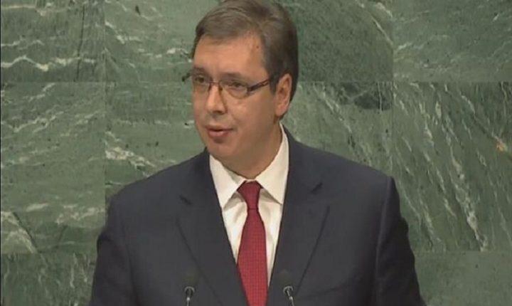ВУЧИЋ: Србија прије 2025. у ЕУ, народ жели премијера Вучића