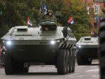 НОВИ САД: Војна парада поводом Дана ослобођења