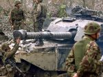 ИСТОК: Британија пребацује тенкове и дронове у Естонију