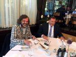 БЕОГРАД: Додик захвалио Кустурици на подршци на референдуму и изборима