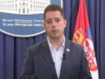 ЂУРИЋ: Србима са Косова 31. децембар рок за повлачење штетних одлука