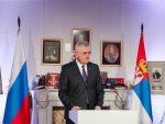 САНКТ ПЕТЕРБУРГ: Николић очекуjе посету Mедведева Београду почетком 2017.