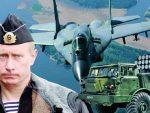 НАТО И ТЕРОРИСТИ У СТРАХУ: ПУТИН НАОРУЖАО АСАДА најмодернијим оружјем!
