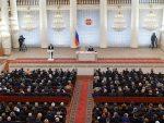МОСКВА: Савет федерације ће разматрати споразум о неограниченом размештању руске авијације у Сирији