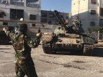 БИТКА ЗА АЛЕПО: Сиријска војска надире у центар