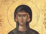 ЗАШТИТНИЦА ЖЕНА: Данас Света Петка