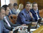 ТАЧИ ТРАЖИ ГРАНИЦУ И РАТНУ ОДШТЕТУ: Влада Србије данас о ултиматумима из Приштине