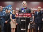 ПОДГОРИЦА: Опозиција ће бојкотовати конститутивну сједницу Скупштине