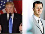 """ТРАМП ШОКИРАО ЗАПАД И НАТО: """"Ја нећу ратовати против Асада! Па он се бори против терориста!"""""""