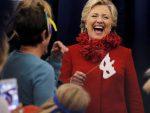ВИКИЛИКС: Клинтоновој саветовали да некога пребије пре јавног наступа