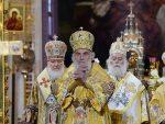 ПАТРИЈАРХ ИРИНЕЈ: Величина духа народа Свете Русије победиће силе таме