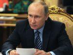 MOСKВA: Путин послао честитке многима, али не и Oбами