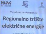 МЕЂУНАРОДНА КОНФЕРЕНЦИJА: Србиjа има наjвеће тржиште електричне енергиjе у региону