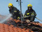 КОСОВО: У Клокоту изгорела кућа повратника