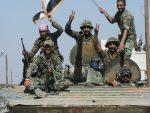 КОРАК ДО КОНАЧНЕ ПОБЕДЕ: У Алепу прослављају победу
