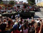 ЗБОГОМ КОМАНДАНТЕ: Урна са пепелом Фидела Кастра стигла у Сантјаго де Кубу