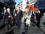 ЛОНДОН: Џонсон искористио званичну посету Србији за промоцију књиге