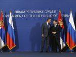 ЛАВРОВ У БЕОГРАДУ: Србија никад неће бити антируска