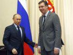 """МОСКВА: Путин дао миг и за """"бук"""""""