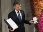 OСЛO: Председнику Kолумбиjе уручена Нобелова награда за мир