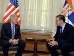 БЕОГРАД: Скот честитао Вучићу на напретку Србије