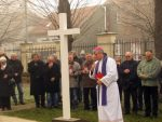 ХРВАТСКА: Сисак, у болници крст и спомен-плоча за 114 убијених усташа