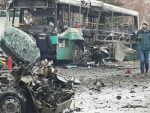 ТУРСКА: Експлодирао аутобус, 13 погинулих, 48 повређених