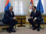 ВУЧИЋ: Србија за стабилност у региону и за интегритет РС