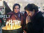 СИРИЈА: Православци из Алепа се моле за покој душа Руса настрадалих у авионској несрећи