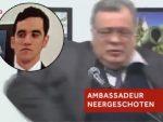 УЗНЕМИРУЈУЋИ ВИДЕО ОВО ЈЕ СНИМАК ТЕРОРИСТИЧКОГ НАПАДА НА РУСКОГ АМБАСАДОРА: Исламиста пуцао са леђа!