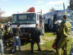 ЈЕРУСАЛИМ: Терористички напад камионом