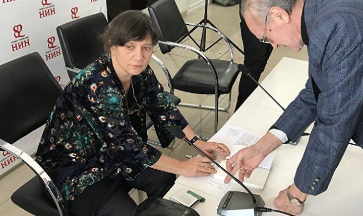БЕОГРАД: Ивана Димић добитница НИН-ове награде