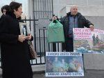 ПОДСЕЋАЊЕ ЗА АМБАСАДУ ФРАНЦУСКЕ: Децу су нам убили Харадинајеви